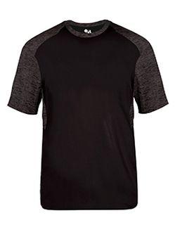 Youth Tonal Blend Panel Short Sleeve T-Shirt