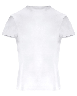 Youth Short-Sleeve Compression Tee