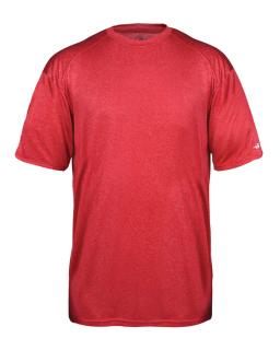 Adult Pro Heather Short-Sleeve T-Shirt-