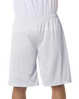 Adult Eleven Inch Inseam Mesh/Tricot Short