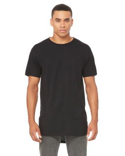 Mens Long Body Urban T-Shirt-
