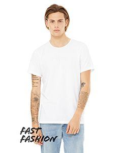 Fwd Fashion Mens Split Hem T-Shirt-
