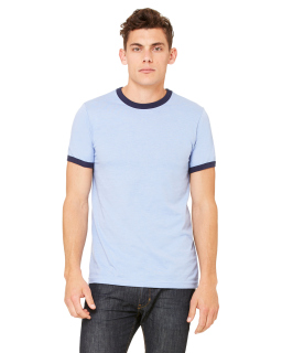 Mens Jersey Short-Sleeve Ringer T-Shirt-