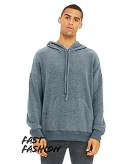 Fwd Fashion Unisex Sueded Fleece Pullover Sweatshirt-