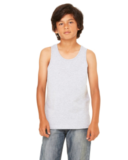 Youth Jersey Tank-Bella + Canvas