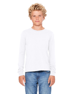 Youth Jersey Long-Sleeve T-Shirt-