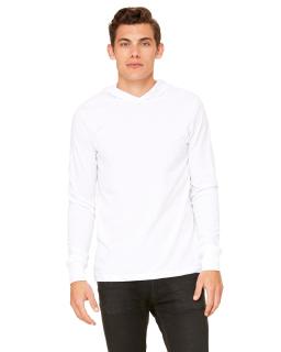 Unisex Jersey Long-Sleeve Hoodie-