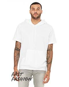 Fwd Fashion Mens Jersey Short Sleeve Hoodie-