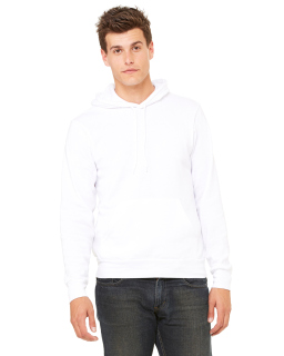 Unisex Sponge Fleece Pullover Hooded Sweatshirt-