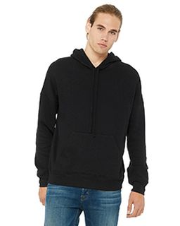 Unisex Sponge Fleece Pullover Dtm Hoodie-Bella + Canvas