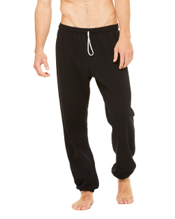 Unisex Sponge Fleece Long Scrunch Pant-