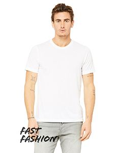 Unisex Viscose Fashion T-Shirt-Bella + Canvas