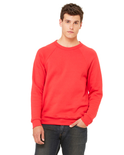 Unisex Sponge Fleece Crewneck Sweatshirt-Bella + Canvas