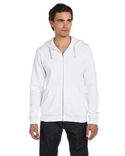 Unisex Triblend Sponge Fleece Full-Zip Hoodie-