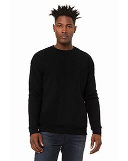 Unisex Drop Shoulder Fleece-
