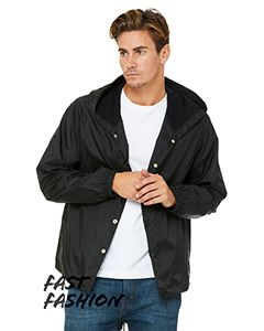 Fwd Fashion Hooded Coach Jacket-