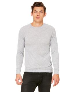 Unisex Lightweight Sweater-Bella + Canvas