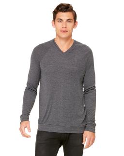 Unisex V-Neck Lightweight Sweater-
