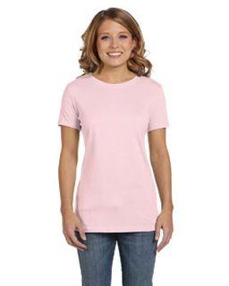Ladies Jersey Short-Sleeve T-Shirt-
