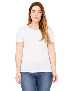 Missy Jersey Short-Sleeve Scoop Neck T-Shirt-