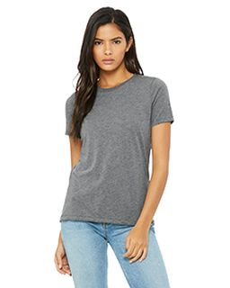 Ladies Relaxed Triblend T-Shirt-Bella + Canvas