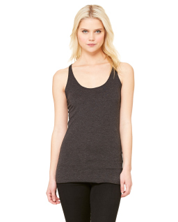 Ladies Triblend Racerback Tank-