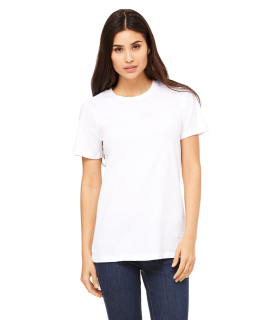 Ladies Relaxed Jersey Short-Sleeve T-Shirt-