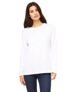 Ladies Relaxed Jersey Long-Sleeve T-Shirt