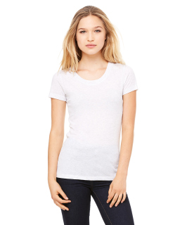 Ladies Triblend Short-Sleeve T-Shirt-