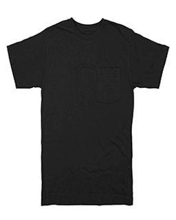 Mens Heavyweight Pocket T-Shirt-