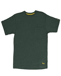 Mens Lightweight Performance Pocket T-Shirt-
