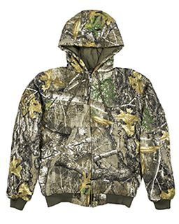 Mens Camo Deerslayer Jacket-Berne