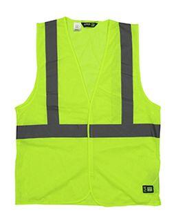 Adult Hi-Vis Class 2 Economy Vest-