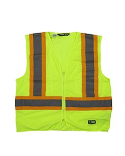 Adult Hi-Vis Class 2 Multi-Color Vest-