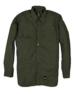 Mens Caster Shirt Jacket-Berne