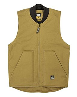 Mens Workmans Duck Vest-