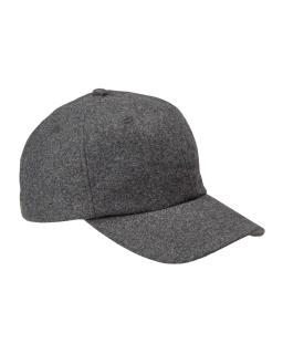 Wool Baseball Cap-