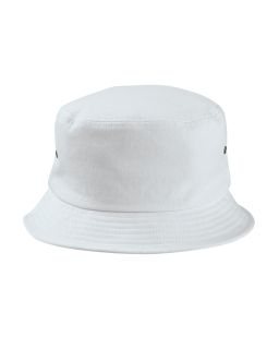 Metal Eyelet Bucket Cap-