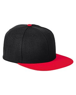 Flat Bill Sport Cap-Big Accessories