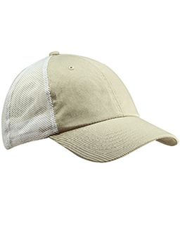 Washed Trucker Cap-