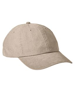 Heavy Washed Canvas Cap-