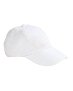 5-Panel Brushed Twill Unstructured Cap-