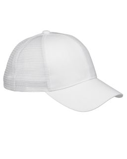 6-Panel Structured Trucker Cap-