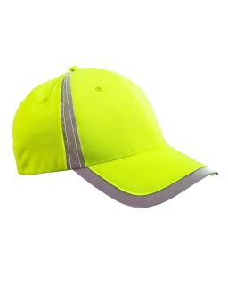 Reflective Accent Safety Cap-