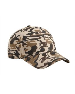 Structured Camo Hat-Big Accessories