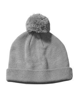 Knit Pom Beanie-