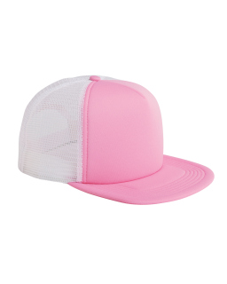 5-Panel Foam Front Trucker Cap-Big Accessories