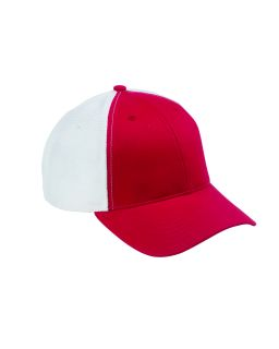 Old school Baseball Cap With Technical Mesh-Big Accessories