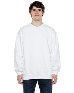 Unisex 10 Oz. 80/20 Cotton/Poly Crew Neck Sweatshirt-