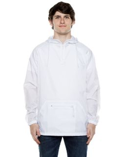 Unisex Nylon Packable Pullover Anorak Jacket-Beimar
